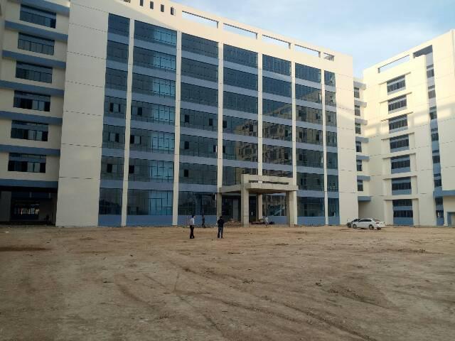 常平镇板石工业区原业主厂房可分租