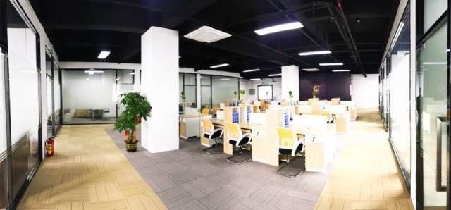 沙井后亭高新产业园带装修680平方