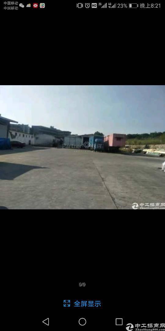 深圳市平山可做污染行业的小厂房出售