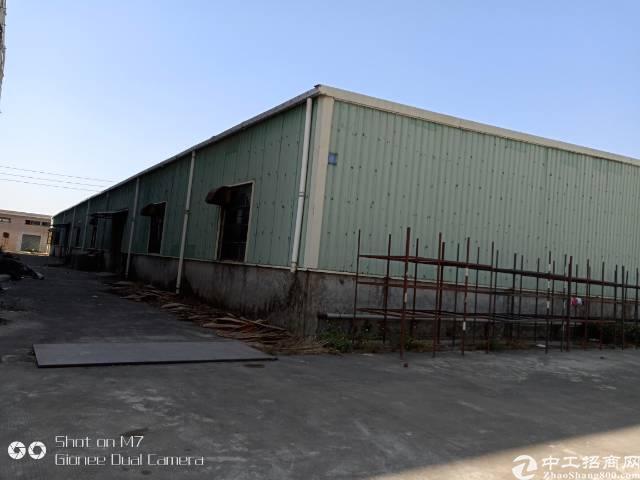 常平镇低价小独院厂房面积2230平方
