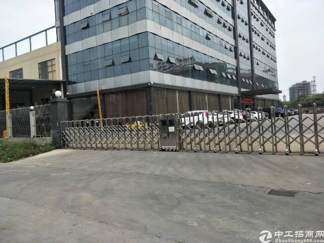 黄江靠公常路新出高大上独院钢构厂房出租