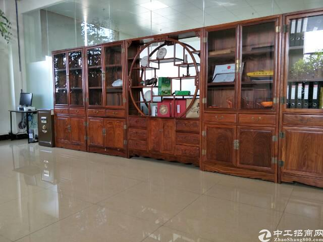 长安镇安路旁新出1500平米精装修厂房