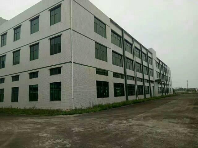 国有证全新厂房12000平方米出售