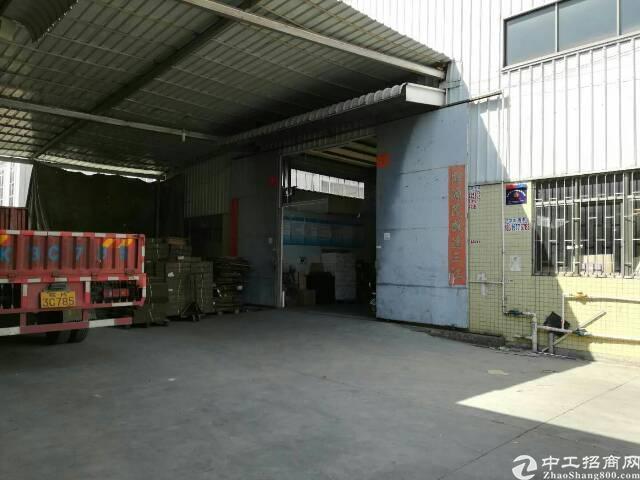 黄江靠公明附近砖墙到顶独栋钢构隆重招商,