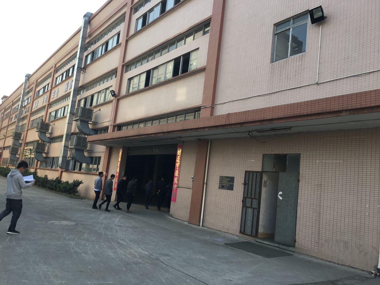 黄江镇新出独院标准厂房,主体消防,厂房形象优美,交通便利
