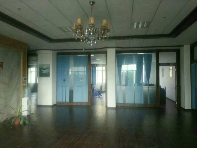 原房东带电梯1500平厂房招租