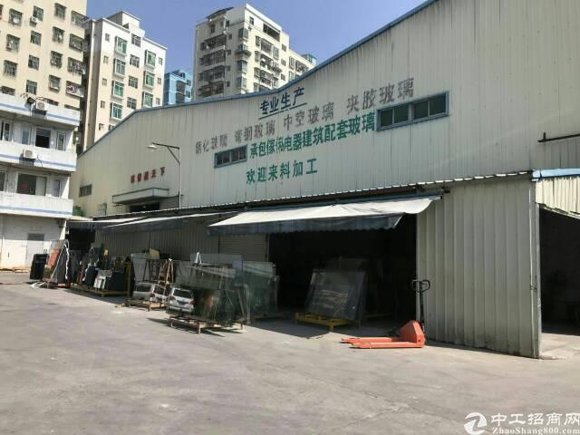地铁站附近层高12米钢构-图4