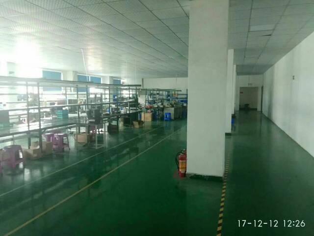 平湖华南城南门新木村一楼1100平方米原房东厂房招租-图3