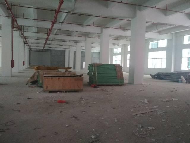 全新厂房单层面积6000㎡