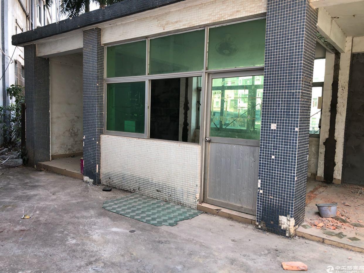 坂田1楼110平方厂房出租