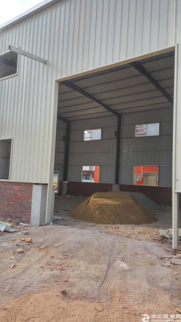 横沥镇新出独栋钢构厂房