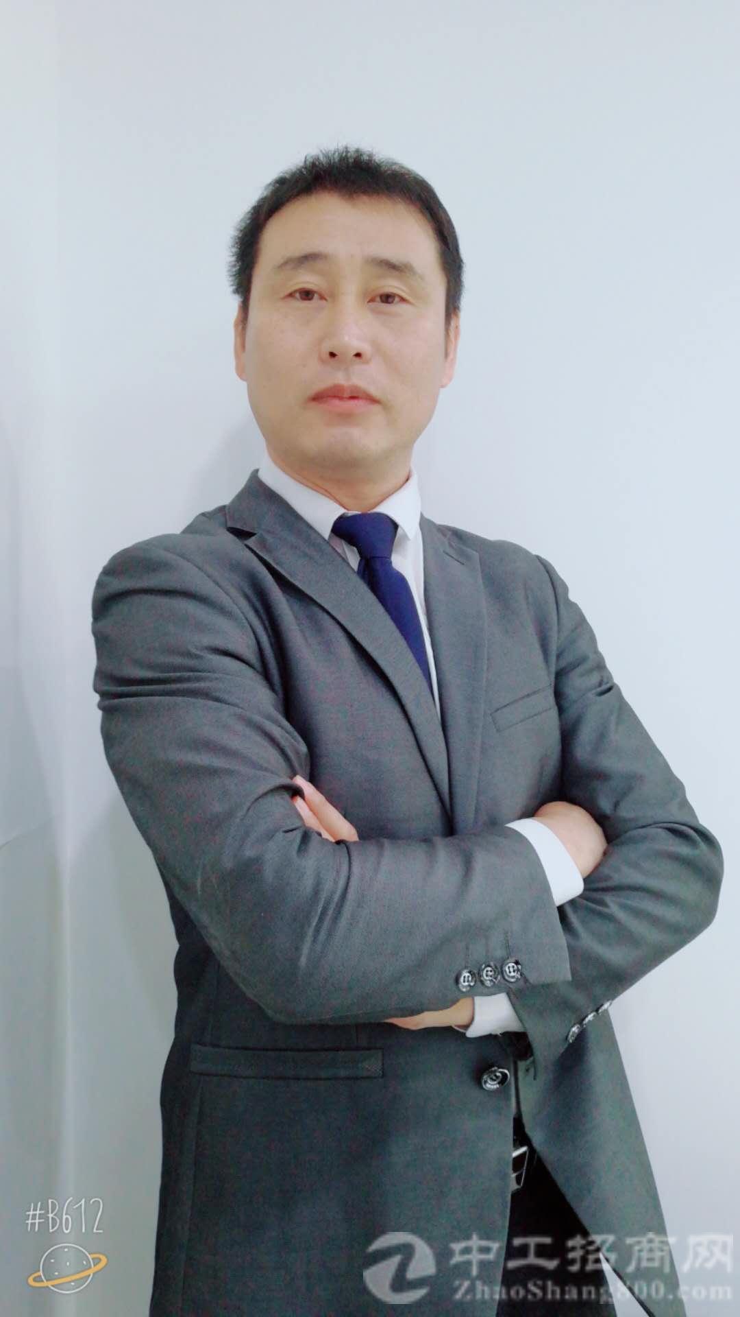厂房经纪人吴海峰