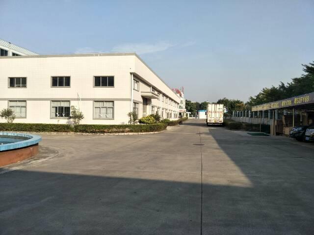 年底大优惠,黄江靠公明全新原房东独栋厂房4200平方招租