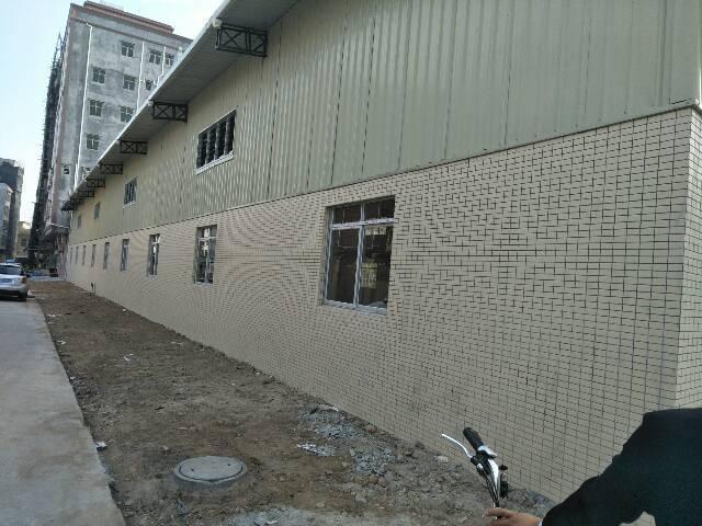 横沥新出单一层厂房1100平方