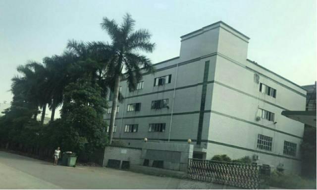 塘厦镇占地4250㎡建筑5000㎡村委合同厂房出售
