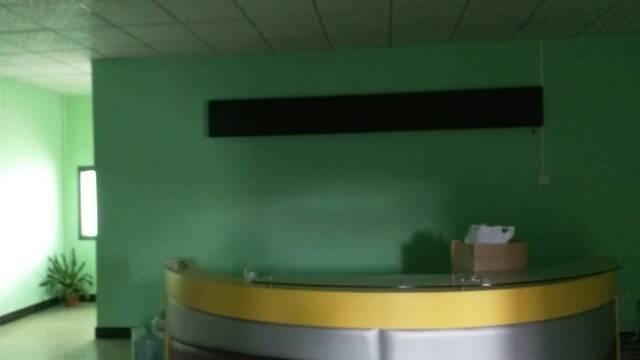 平湖鹅公岭原房东带豪华装修办公室三楼1380平方米出租