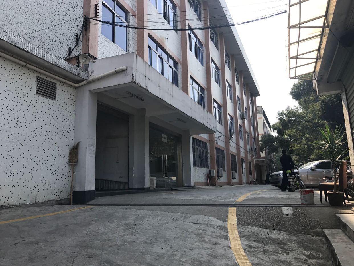 横岗四联三楼1100平带装修厂房出租-图4