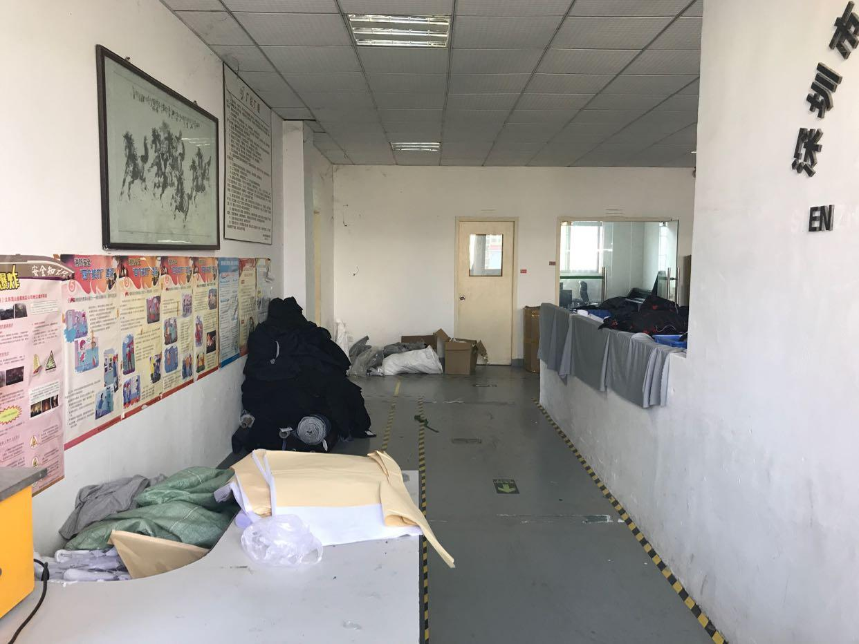 横岗四联三楼1100平带装修厂房出租-图2