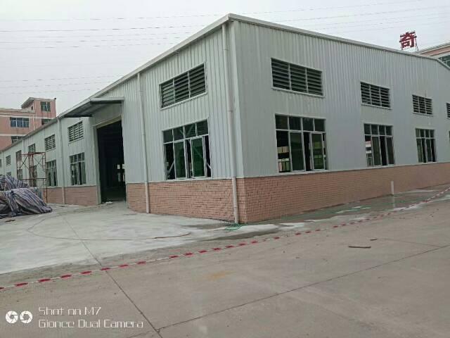 黄江镇靠公常路旁新出钢构厂房2200平米招租