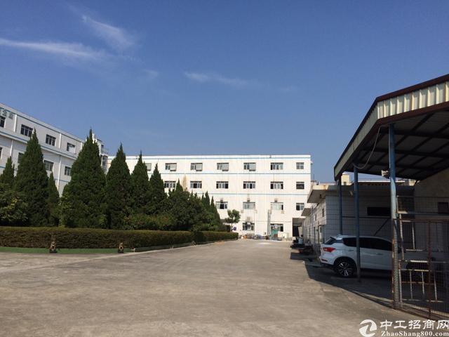 深圳坪山红本厂房出售