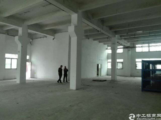 沙井大王山新出房东厂房一楼2300平方出租-图2