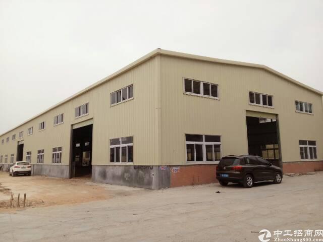 黄江镇大冚星光新厂钢构厂房