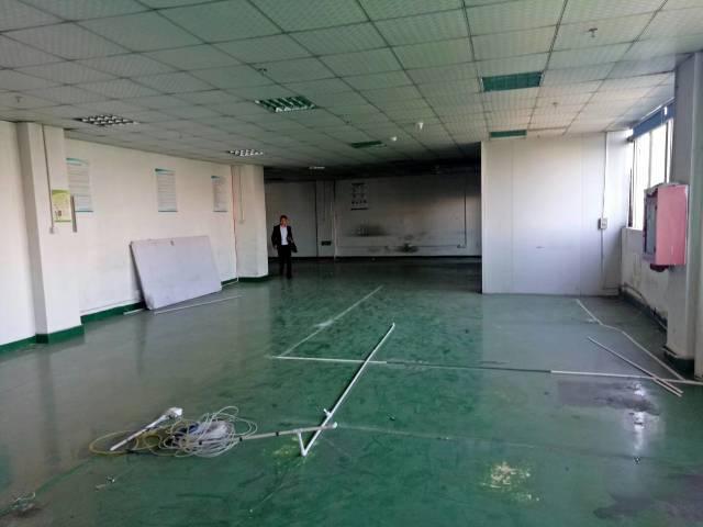 公明塘尾新出楼上精装修厂房800平米-图4