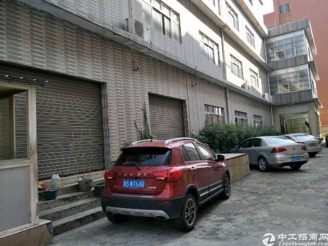独栋标准厂房三层1700平方出租