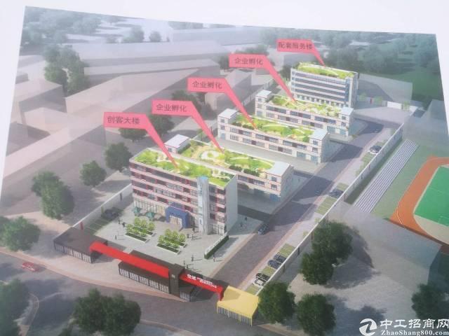 公明街道南光高速出口,高新孵化产业园出租