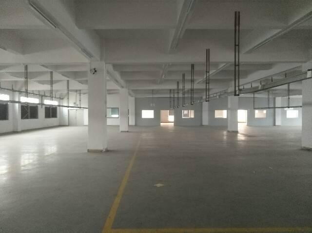 长安乌沙大型工业园楼上4000豪华装修-图2