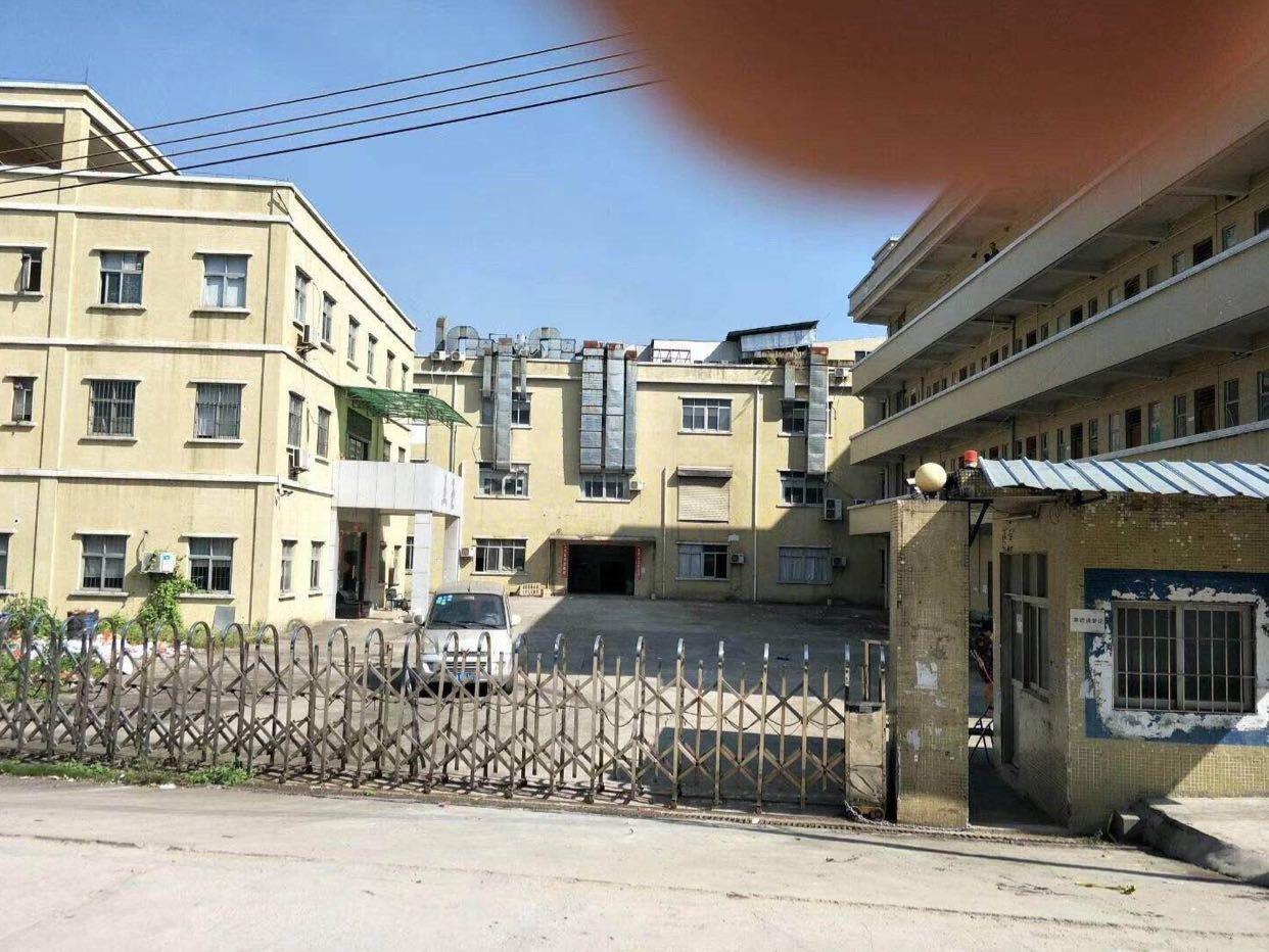 黄江镇靠公明新出独院标准厂房,总面积8200平米