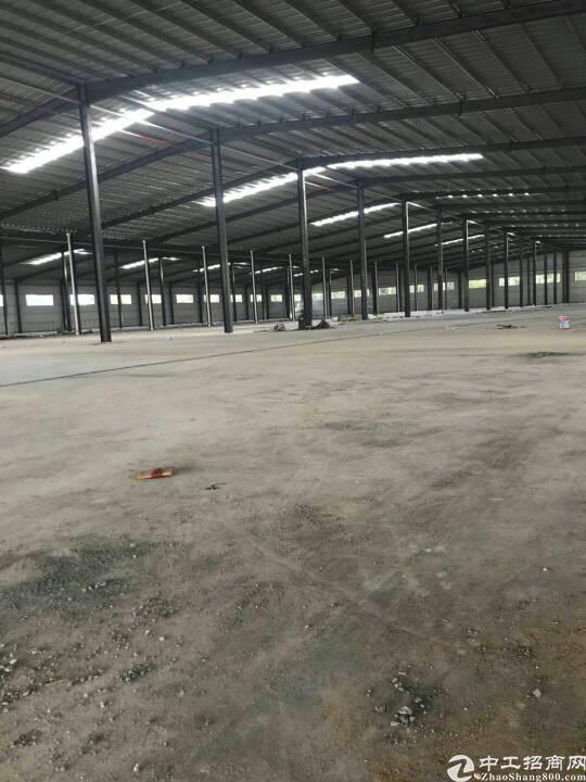 大岭山镇20000平方钢构厂房