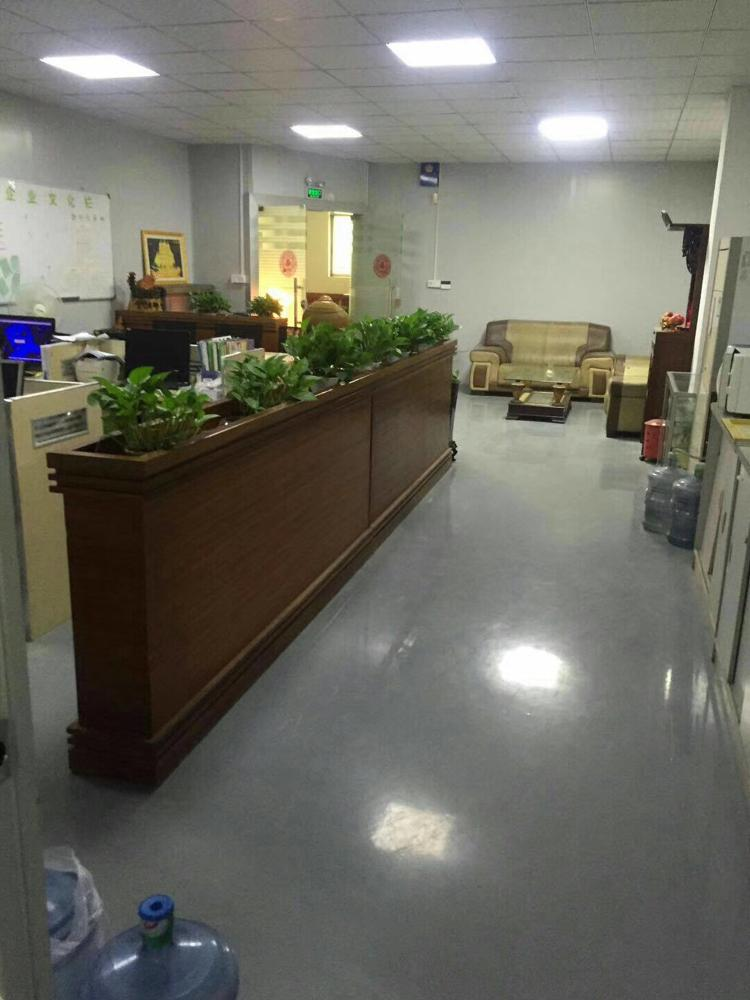 新塘牛仔城附近带装修厂房520平出租