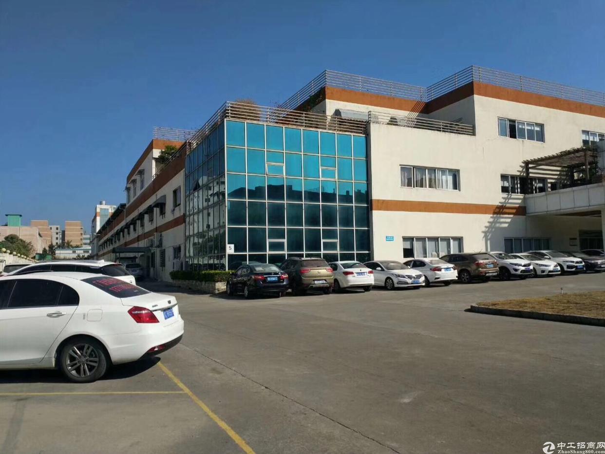 龙华新区精装修厂房出租,面积实在,无转让费-图3