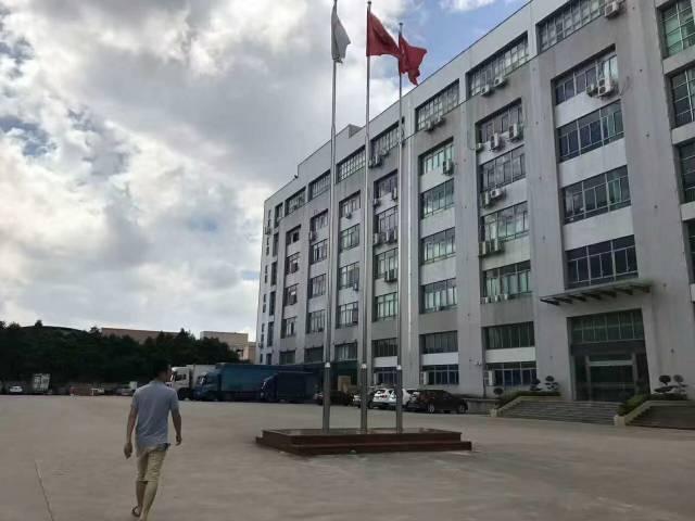 九成新独栋厂房10000平方米出租