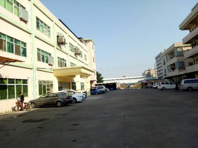 工业园一楼厂房出租600平方