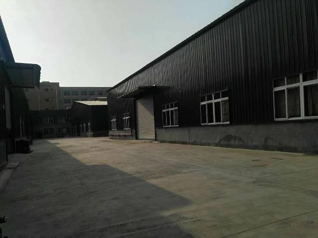全新单一层钢构厂房招租