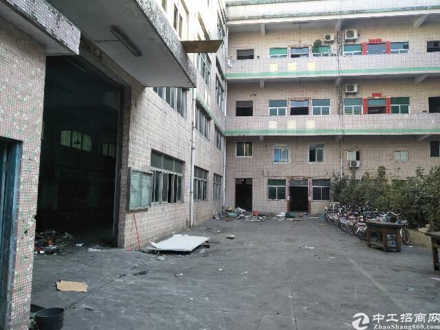 凤岗精品小独院3500平米一楼7米高出租