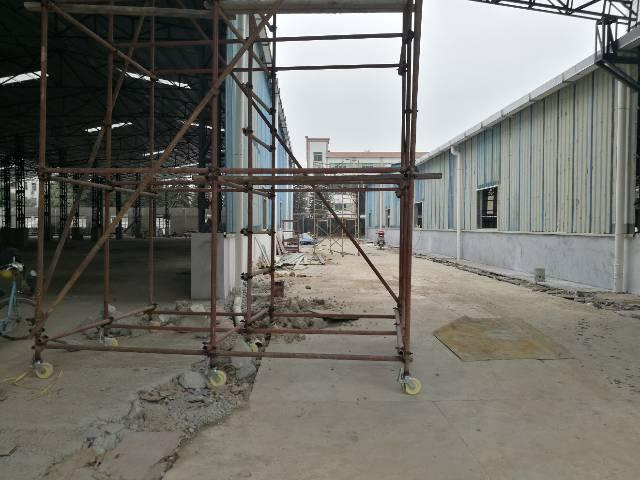 高埗镇工业园区内独栋钢构厂房出租-图3