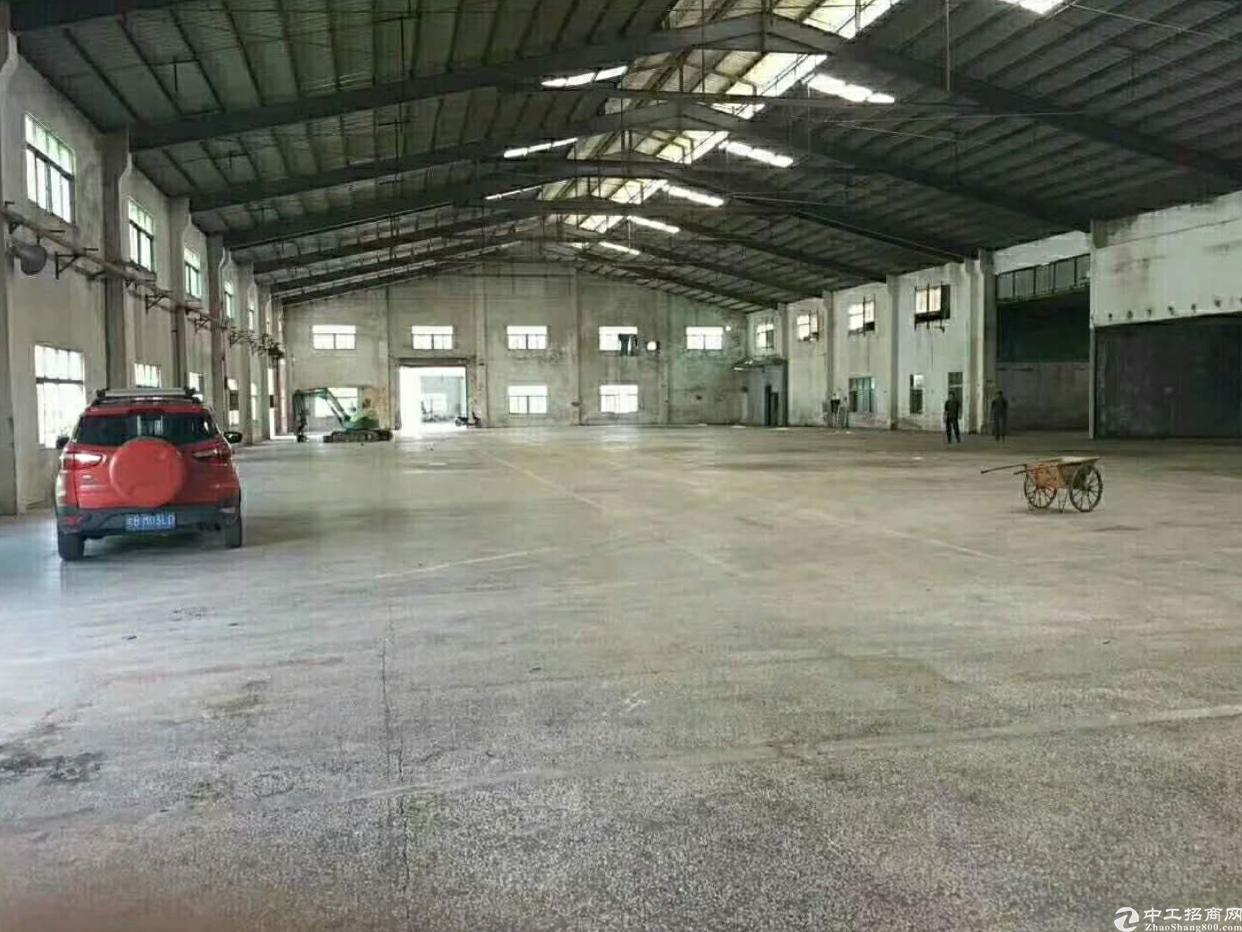 标准单一层钢结构厂房