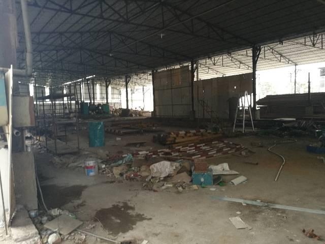 高埗镇工业园区内独栋钢构厂房出租-图2