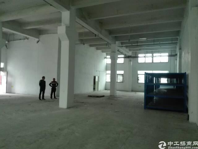 沙井大王山新出房东厂房一楼2300平方出租-图6