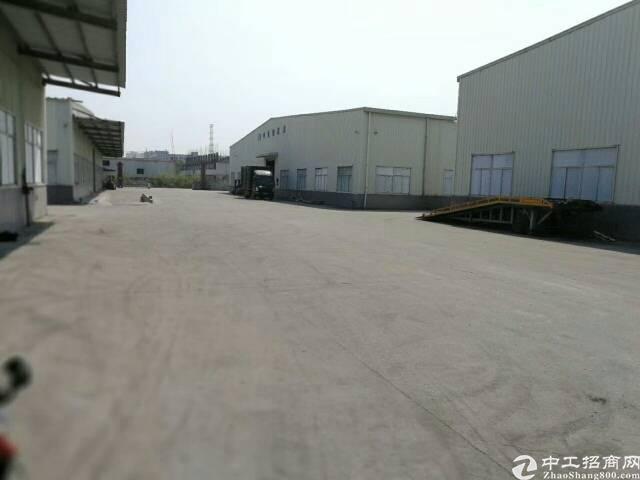 平湖鹅公岭工业区2000平方米钢构厂房招租