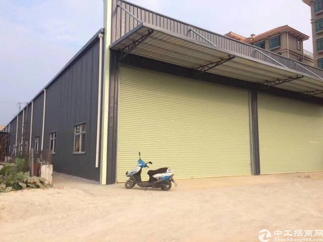 靠高速路口的附近,适合仓库纸箱物流仓储等行业