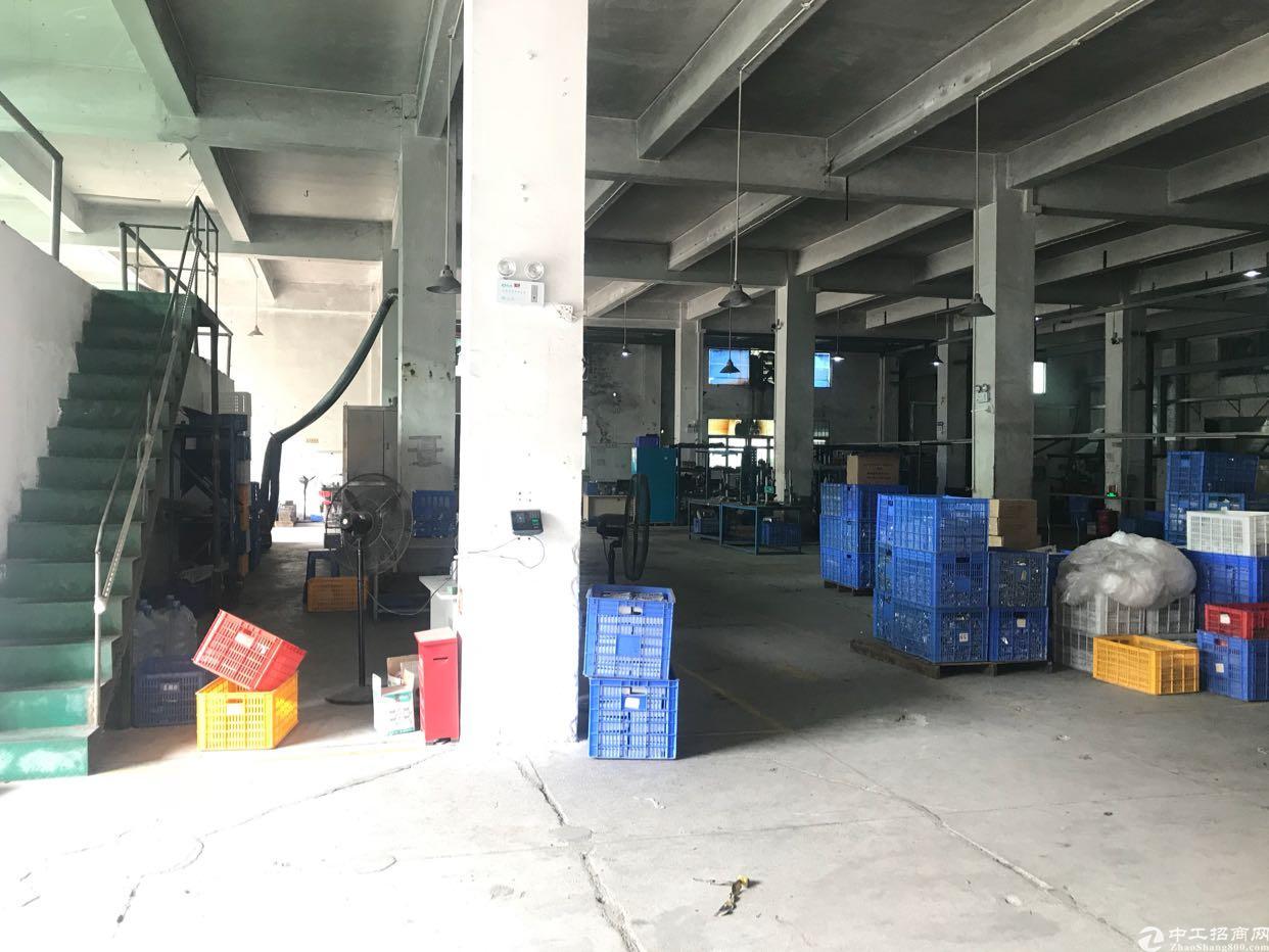 沙井后亭地铁口1000平米一楼实用90%层高6米-图3