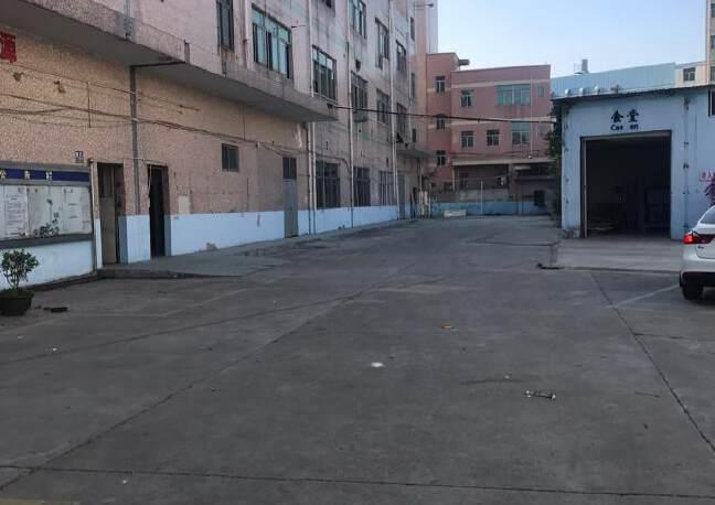 横岗沙河路边新出单层面积3000平大小分租一楼