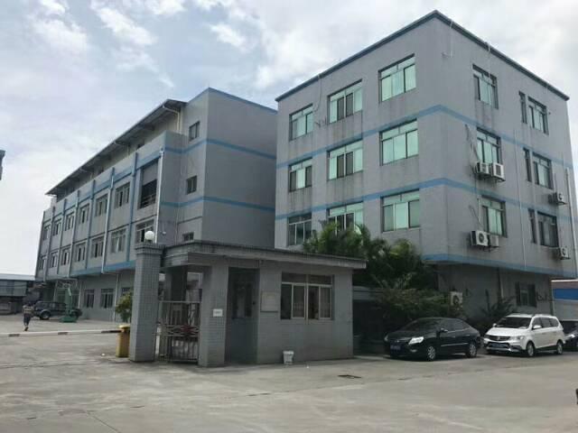 横沥镇新出独门独院厂房出租5400平方