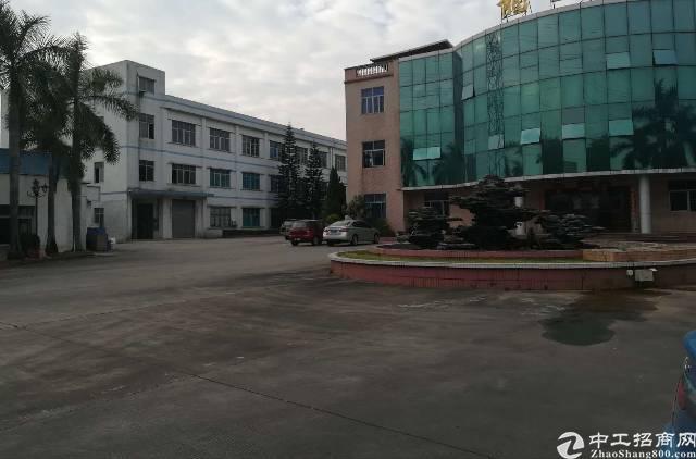 黄江镇中心新出一楼1200平方,园区空地大,形象大气