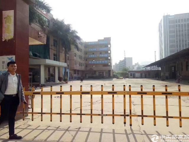 公明将石新出花园式独门独院钢构厂房10000平米-图3