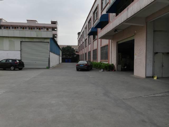 东莞市寮步镇工业区一楼厂房出租